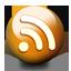 Il logo della sezione del sito denominata Gli Rss del sito