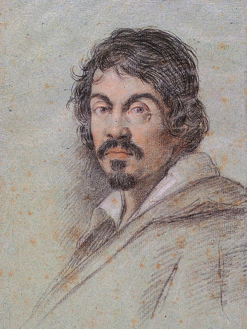 Immagine riferita a: Caravaggio, pittore maledetto e...