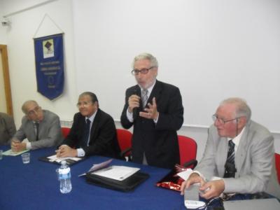 Immagine riferita a: Il prof. Elio Cardinale è stato nominato Sottosegretario per la Sanità