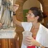 Ultimato il restauro dell'altare marmoreo San Francesco d'Assisi