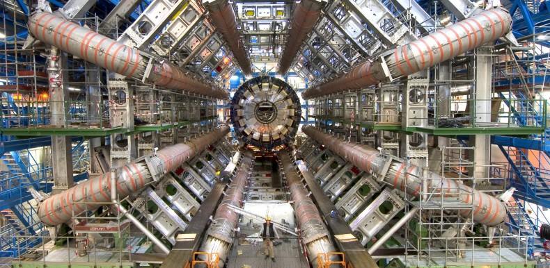 Immagine riferita a: LHC e la scoperta del Bosone di Higgs