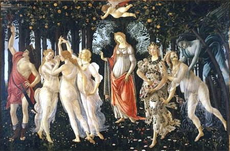 Immagine riferita a: Equinozio di primavera e il mito di Pasqua