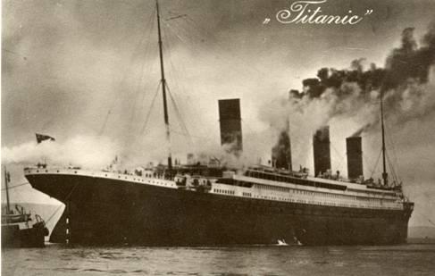 Immagine riferita a: Il mito del Titanic: SOS 14 aprile 1912