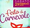 29 Febbraio - Carnevalone 2020
