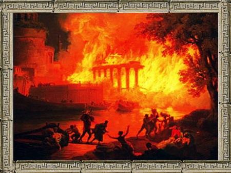 Immagine riferita a: Le Troiane di Euripide - Quinta parte