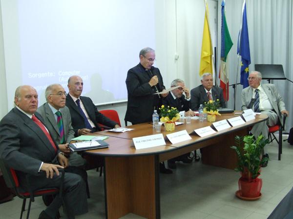 Immagine riferita a: Inaugurato l'Anno Accademico 2011-2012